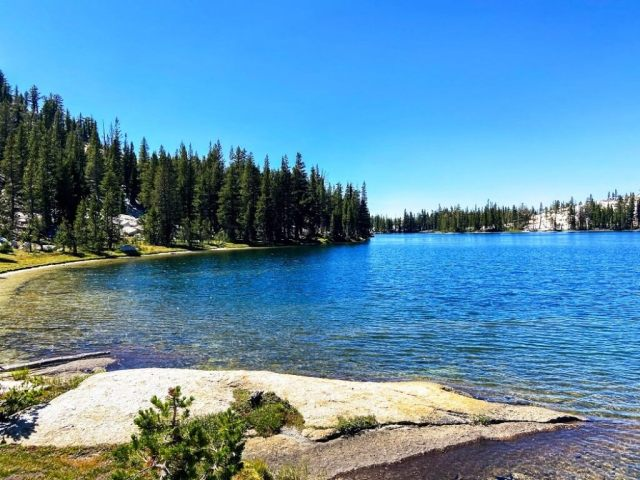 Cathedral Lake - Beautiful Lakes In The United States