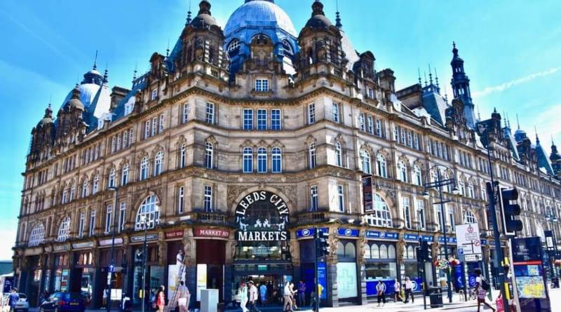 Leeds City Market - Things To Do In Leeds