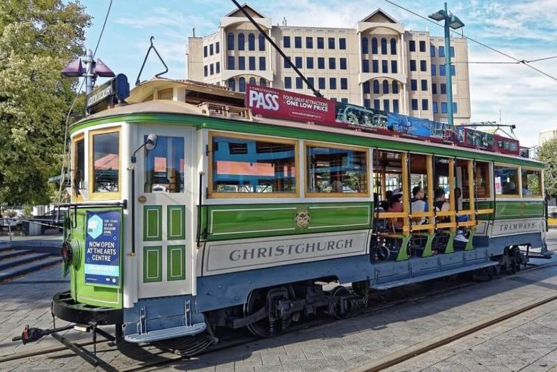 Historical Tram Tour - Things To Do In Christchurch