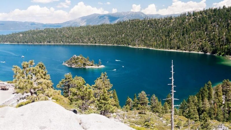 Lake Tahoe - Beautiful Lakes in the United States