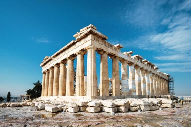 Acropolis – Things To Do In Greece