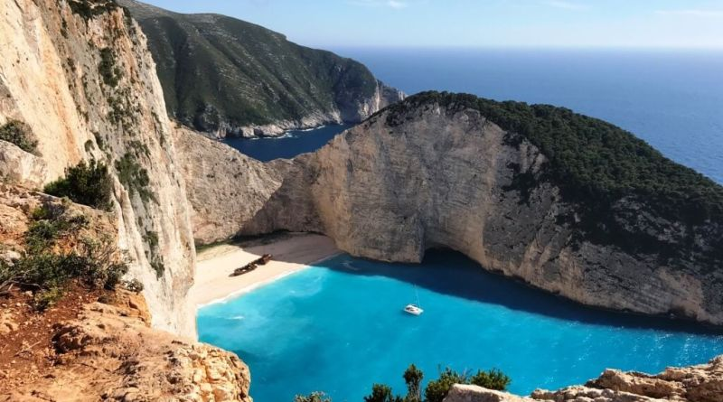 Navagio Beach – Things To Do In Greece