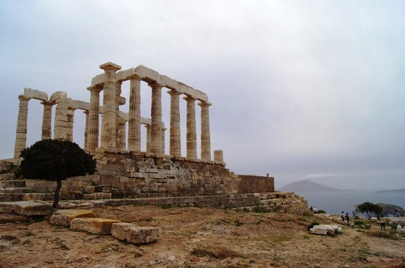 Temple of Posiedon – Things To Do In Greece