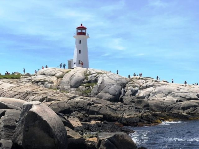 Peggy's Cove - Halifax in Summer