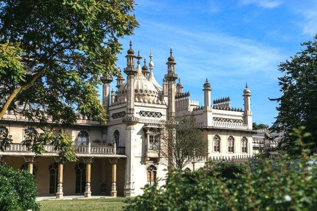 Royal Pavilion - Things to do in Brighton on a day trip