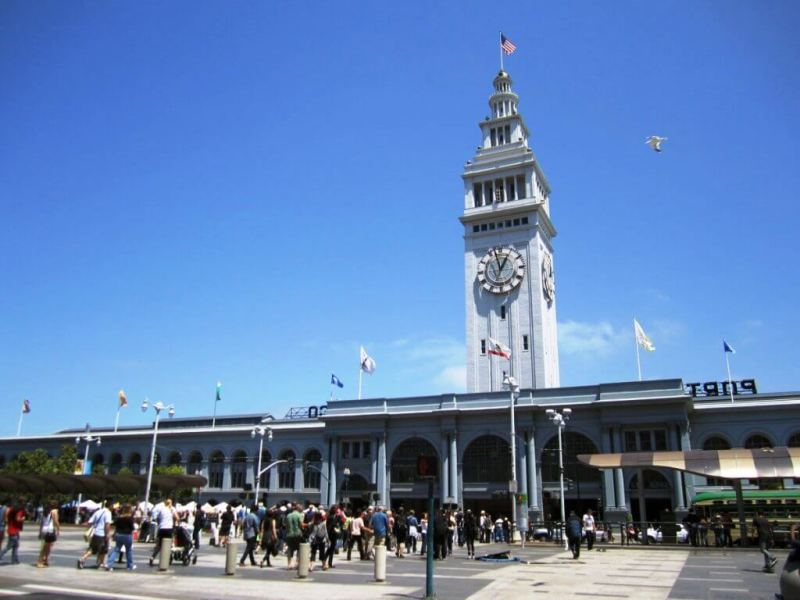 San Francisco - Weekend Trips From Los Angeles