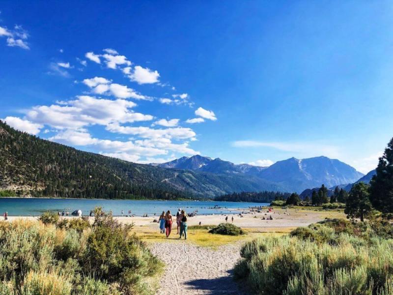 June Lake - California Summer Vacation