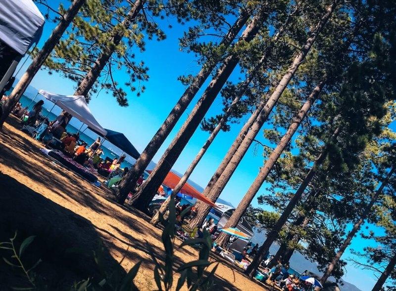 Lake Tahoe - California Summer Vacation