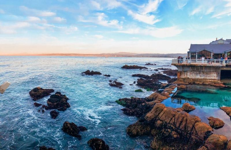 Monterey - Beautiful Small Towns In California