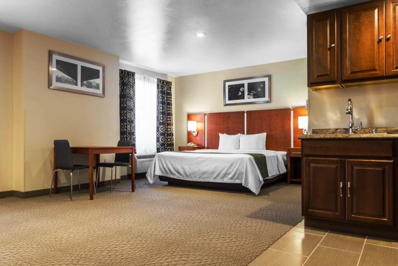 Quality Inn Hotel - Where To Stay In San Jose California