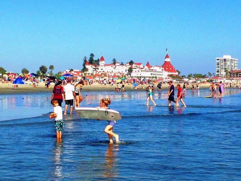 Hotel del Coronado, San Diego - California Summer Vacation