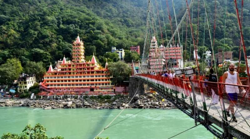 Rishikesh, Uttarakhand - Places to Visit in North India in Summer with Family