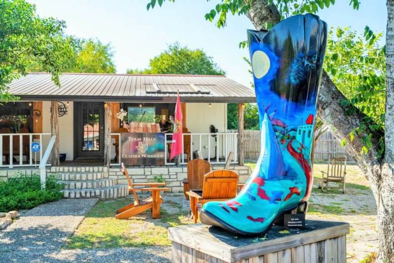 Wimberley - Beautiful small towns In Texas