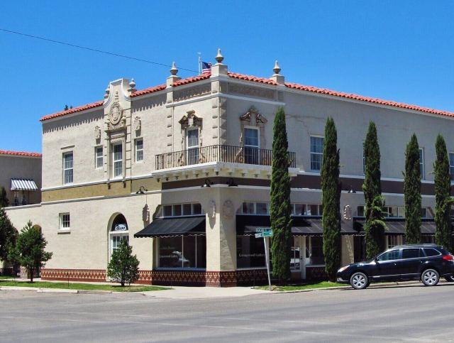 Marfa - Beautiful small towns In Texas