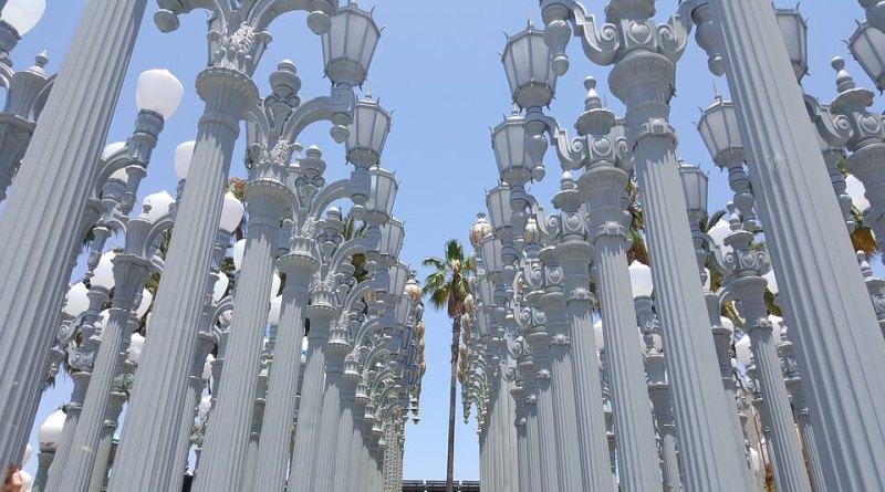 LACMA - Los Angeles Itinerary