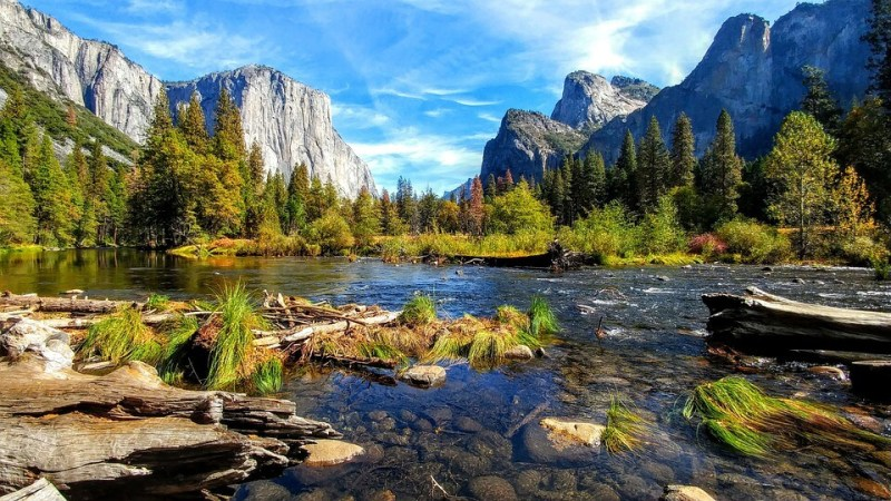 Yosemite, California - Best Camping Places In United States