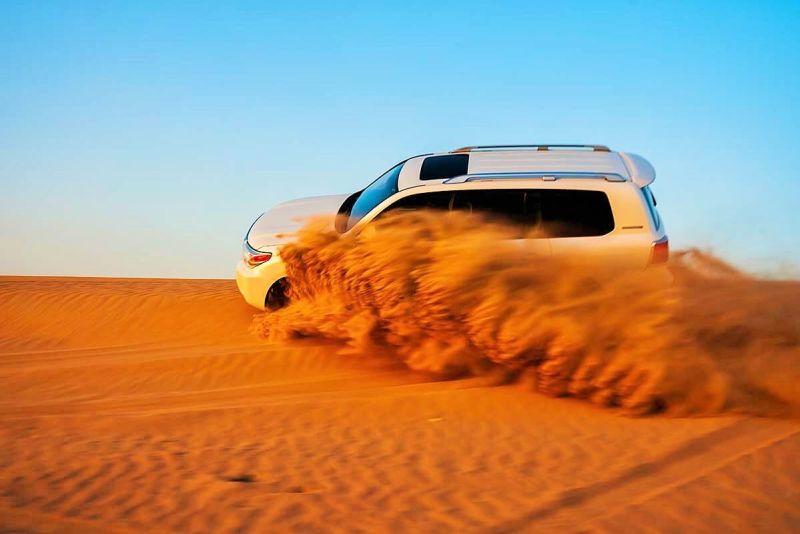 Desert Safari - Best Places To Visit In UAE