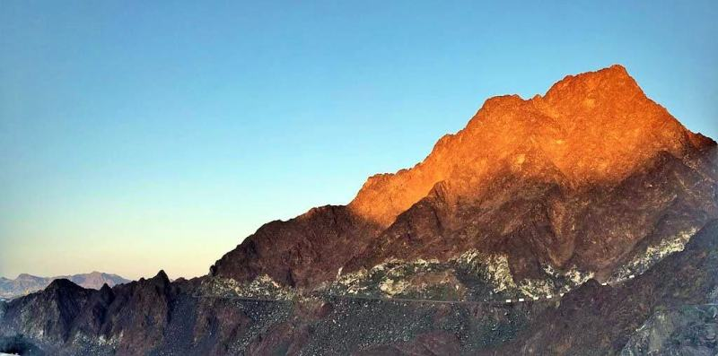 Hatta Mountains - Best Places To Visit In UAE