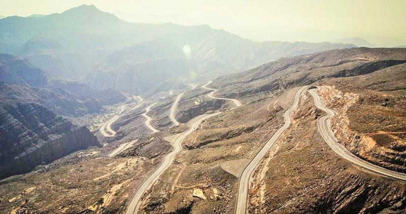 Jebel Jais - Best Places To Visit In UAE