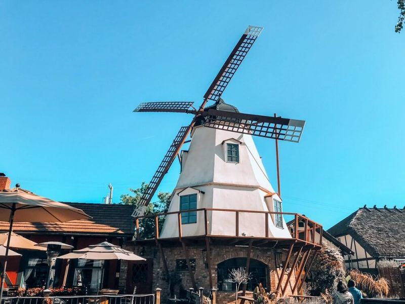 Solvang - Romantic Getaways From San Diego