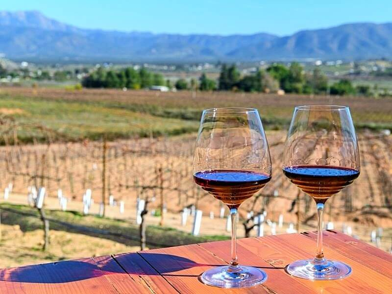 Valle de Guadalupe - Romantic Getaways From San Diego
