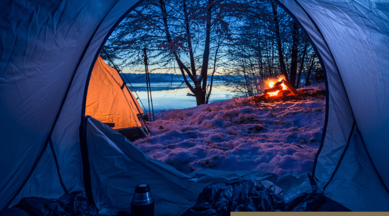 winter camping tips to stay warm