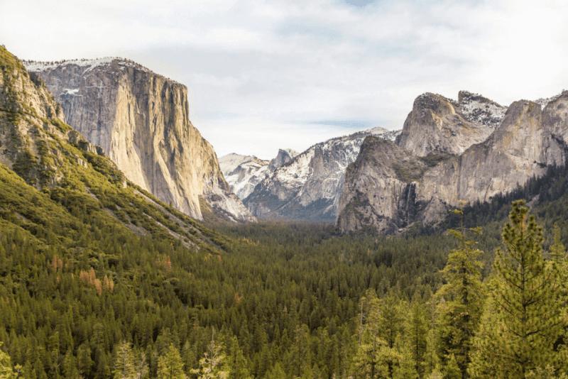Yosemite National Park - California With Kids