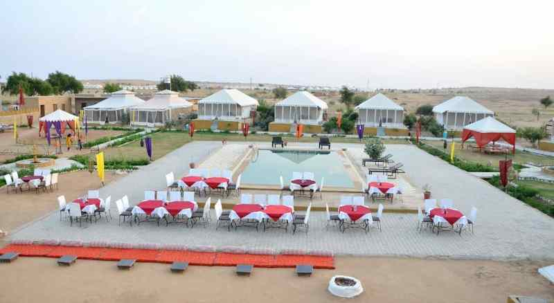 Le Royal Camps - Luxury Desert Camps In Jaisalmer