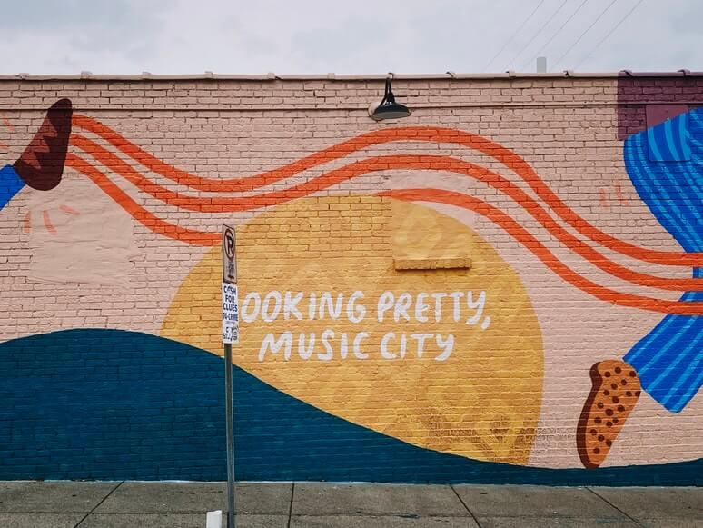 Mural Tour - Nashville Itinerary