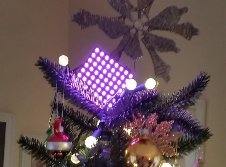 NeoPixel Tree