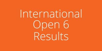 International-Open-6-Results BATB