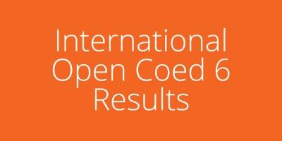 2016 NCA Level 6 International Open Coed 6