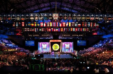 2015 Cheerleading and Dance Worlds
