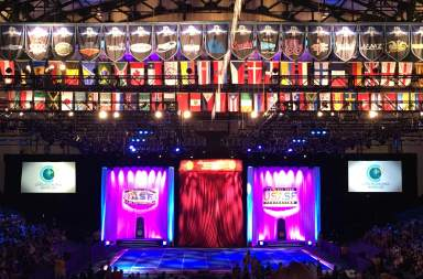 Cheerleading Worlds 2016