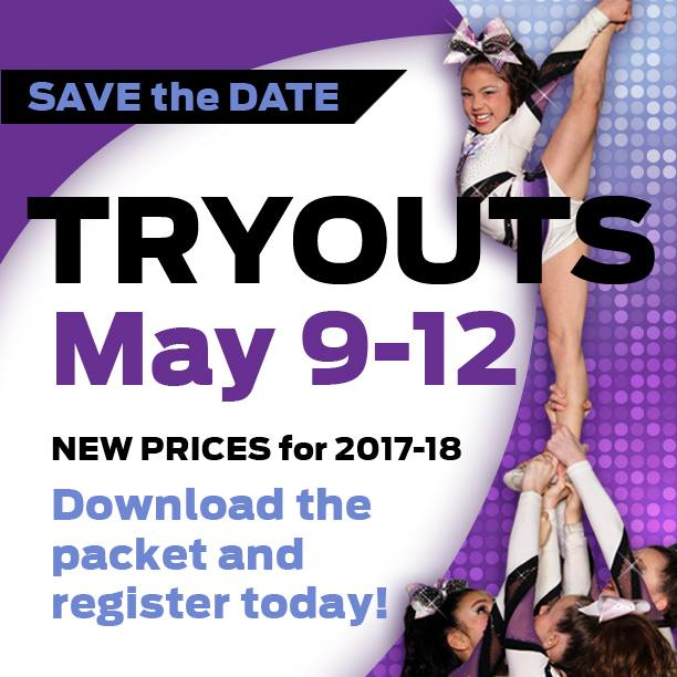 Ultimate Athletics Tryouts 2017