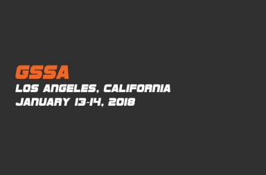 GSSA Championships 2018