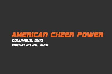 American Cheer Power 2018