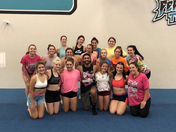 Cheer-Sport-Silky-Sharks-Team