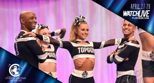 Watch the Cheerleading Worlds 2019 Live on FloCheer