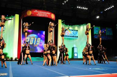 USASF Cheerleading Worlds 2020 Points Championship