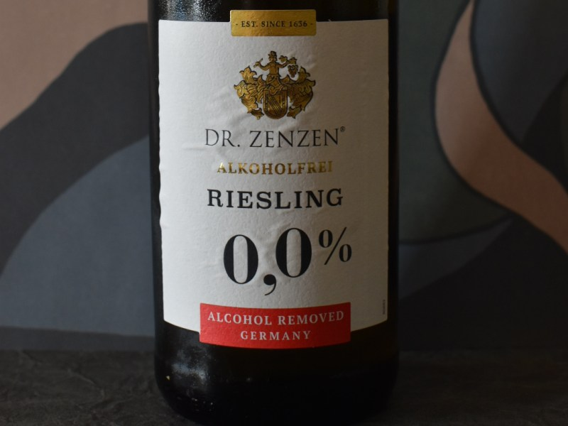 Dr Zenzen Alcohol Free Riesling