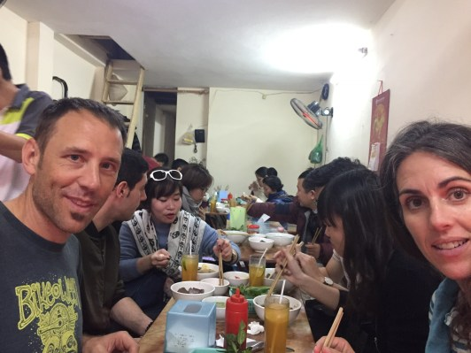 First noodles of Vietnam!