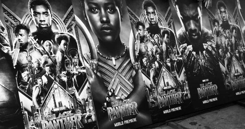 Black Panther será la primera película en romper la prohibición del cine de 35 años en Arabia Saudita