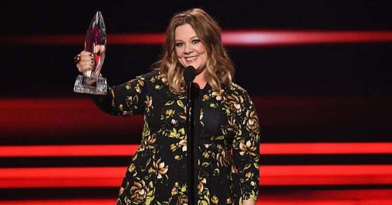 Al igual que Melissa McCarthy, subió de rango para convertirse en la cuarta actriz mejor pagada de Hollywood.