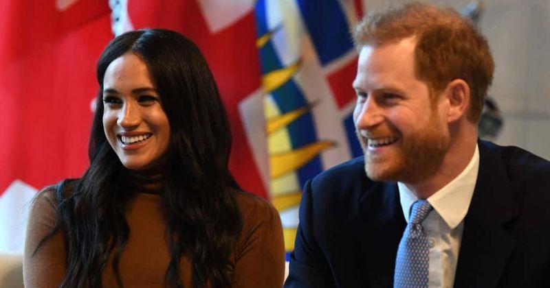 Palace preocupado por la escena de amor de Meghan y Harry en la película Lifetime