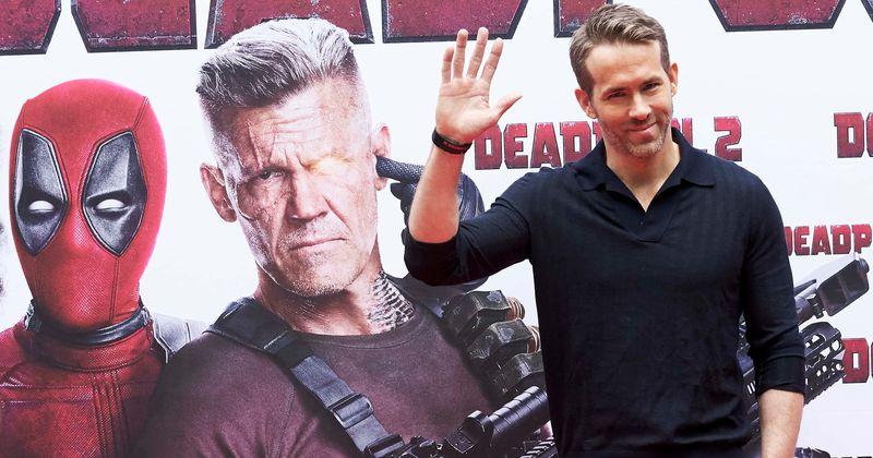 Se revelan escenas posteriores a los créditos de Deadpool 2, incluida una en la que el antihéroe se burla de Ryan Reynolds