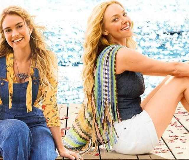 Mamma Mia Here We Go Again Review Roundup Sequel Replicates Exact