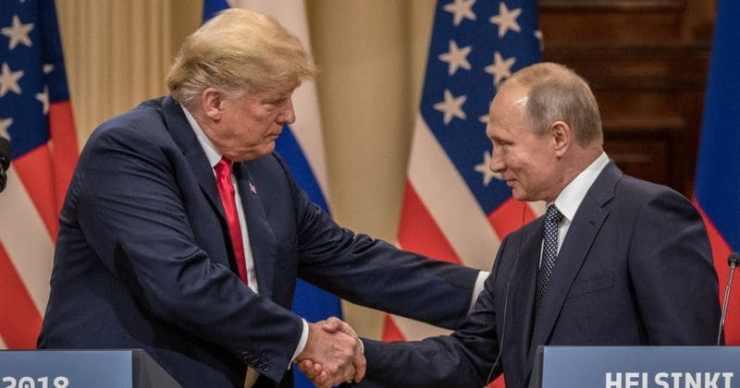 """""""No comenzó en 2016, pero se remonta a mucho tiempo"""": el nuevo documental """"Medidas activas"""" revela los vínculos entre Trump y Rusia"""