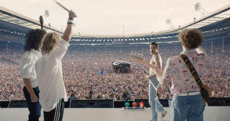 'Bohemian Rhapsody' se estrenará en el Wembley Arena de Londres el 23 de octubre