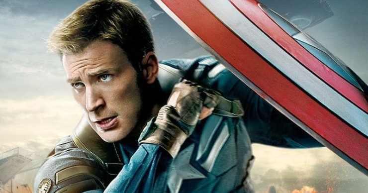 adios capitana  Los fanáticos de Marvel están emocionados cuando Chris Evans saluda a los Vengadores después de 8 años